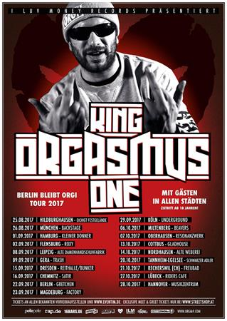 King Orgasmus One Live